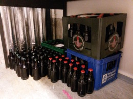 bottled and ready