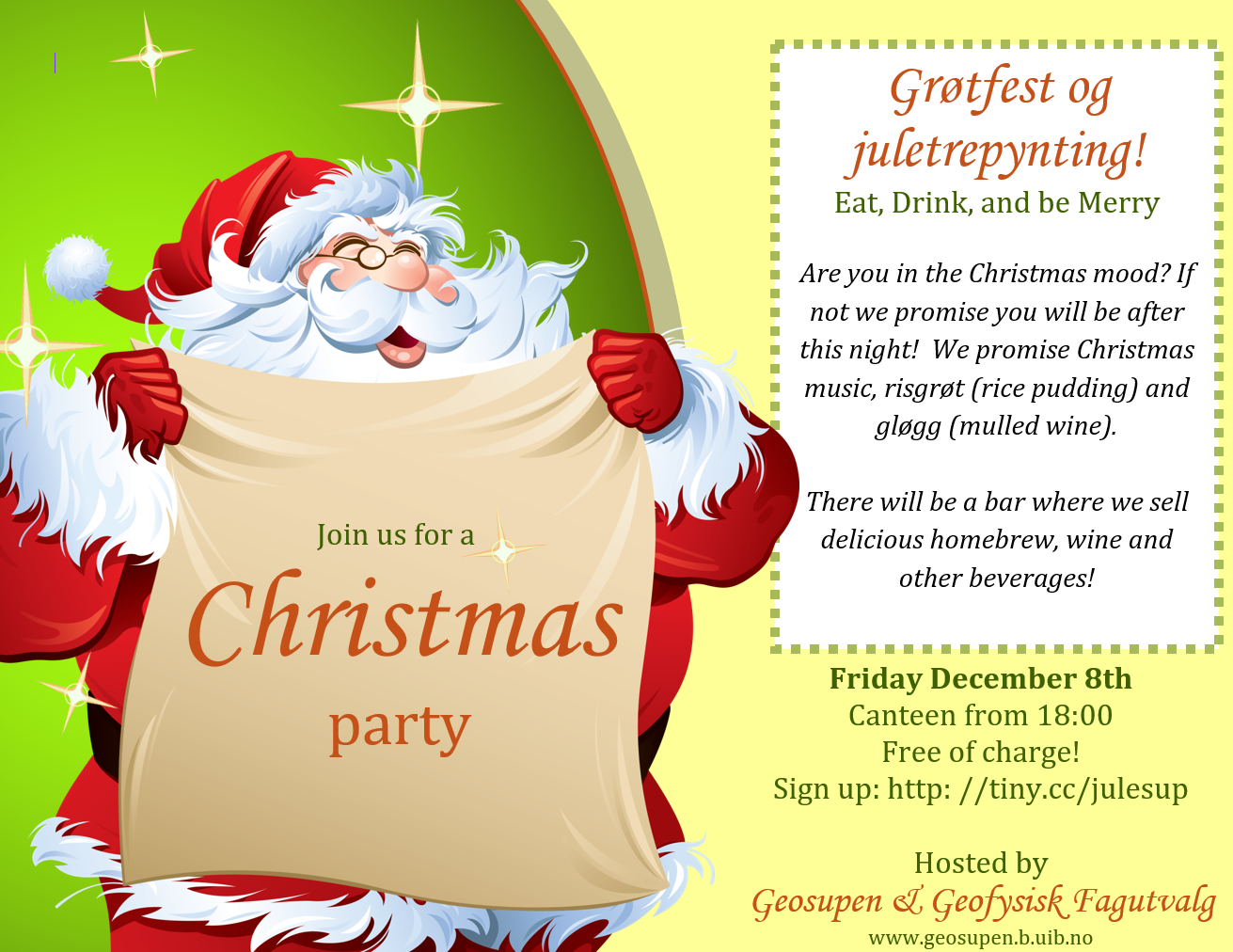 Christmas-party @ New GFI Cantina | Creve Coeur | Missouri | United States